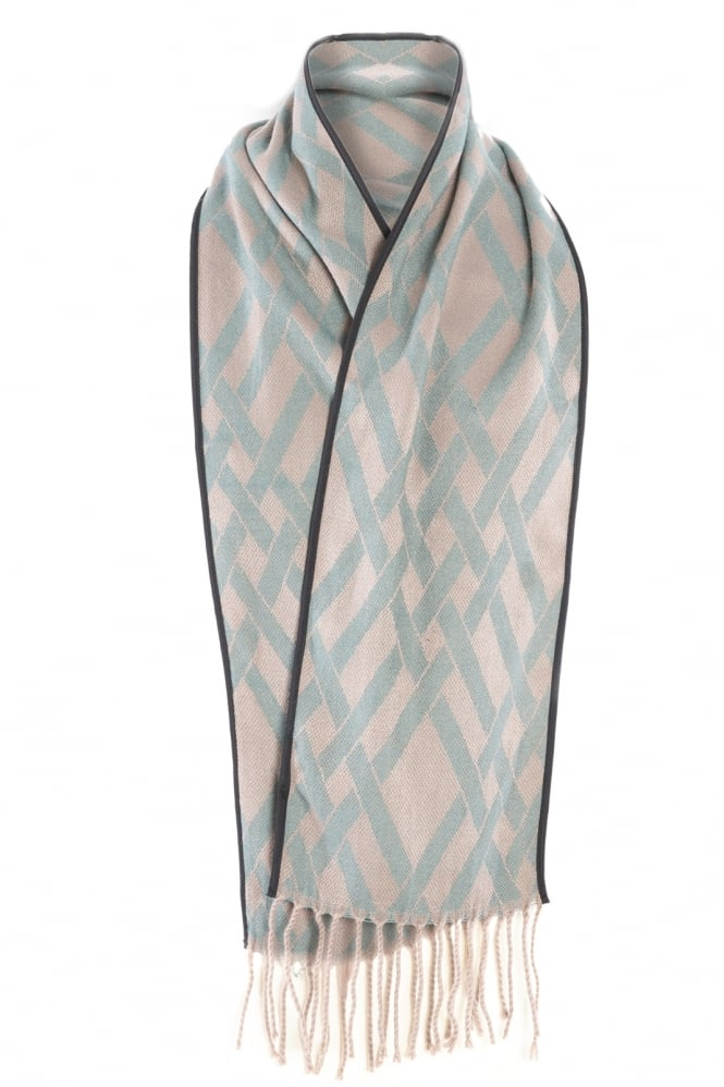JAYLEY Cashmere and Silk Stylish Scarf