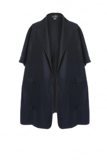 Cashmere edged Cape