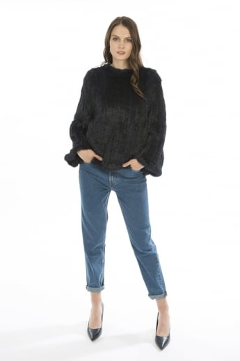Coney Fur Lavish Jumper
