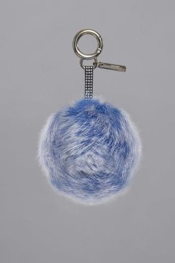 Coney Fur Pom Bag Charms