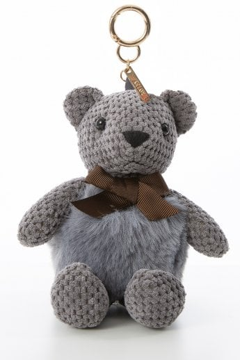 04aa09ed00a Coney Fur Teddy Bear Bag Charm