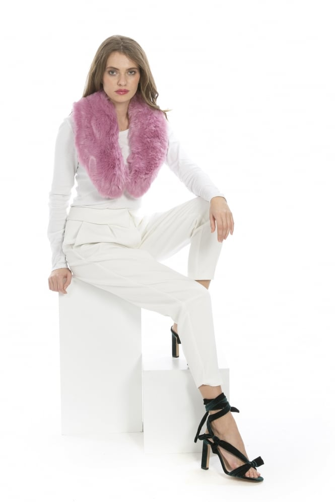 JAYLEY Faux Fur Collar