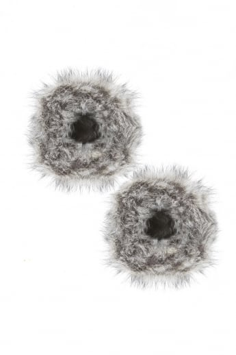 Faux Fur Cuffs