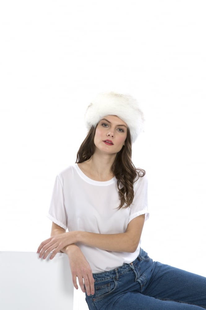 JAYLEY Faux Fur Hat