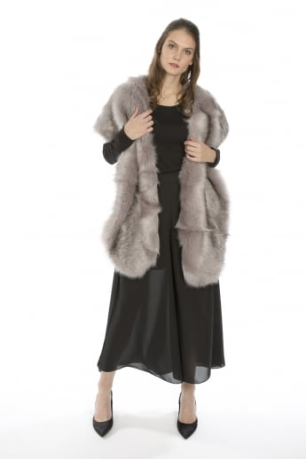 Faux Fur Wrap