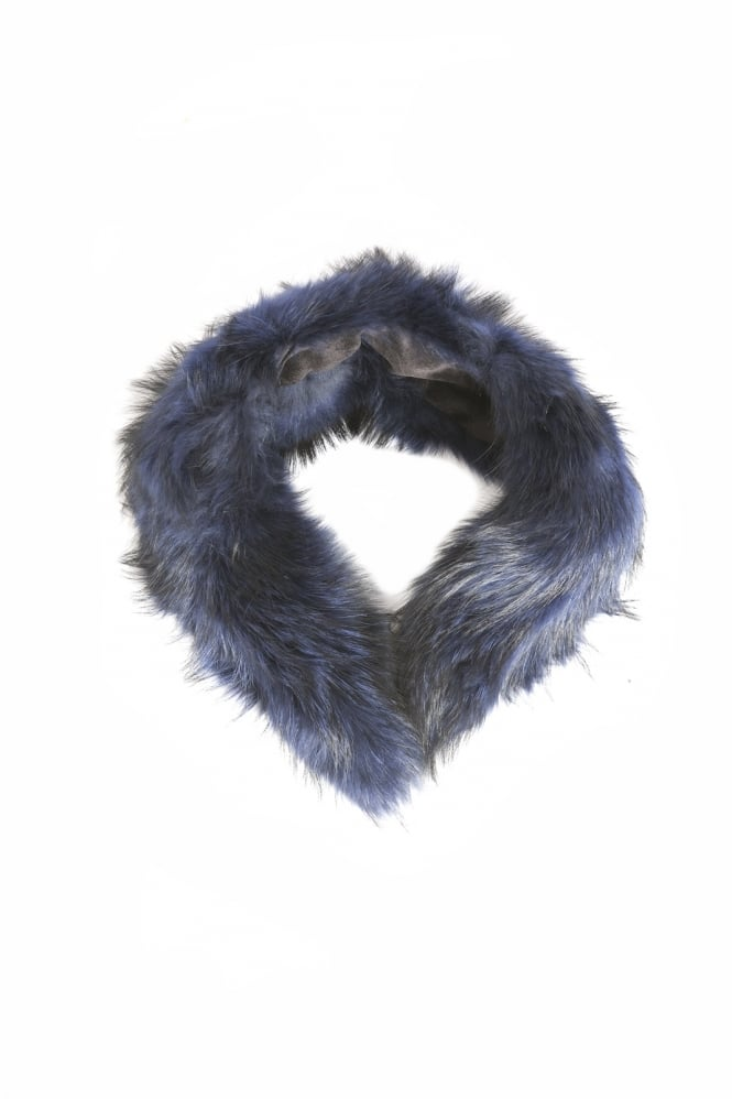 JAYLEY Fox Fur Collar
