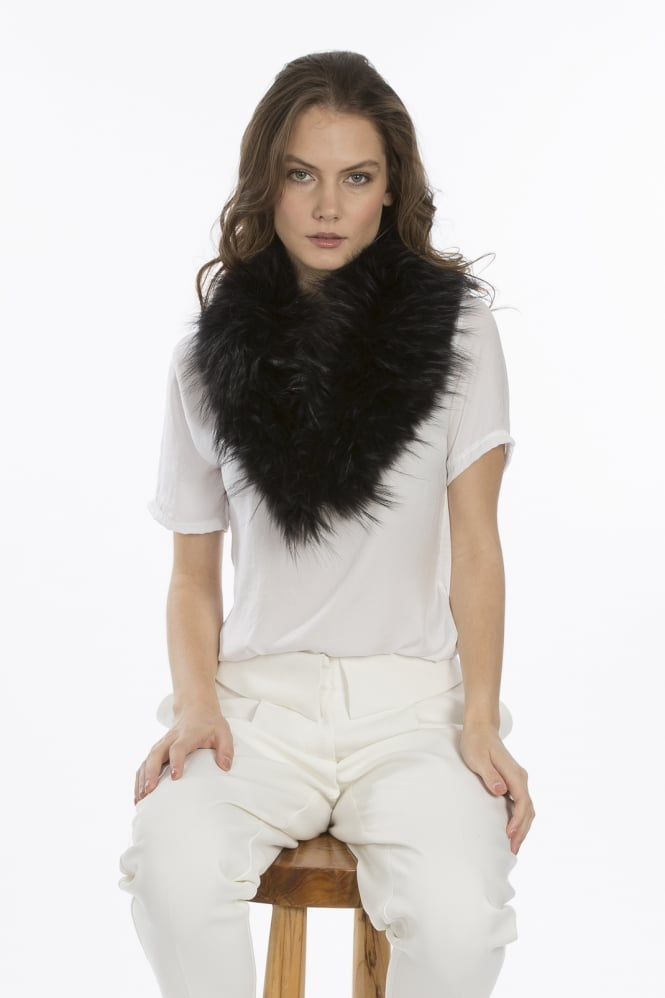 JAYLEY Fur Collar