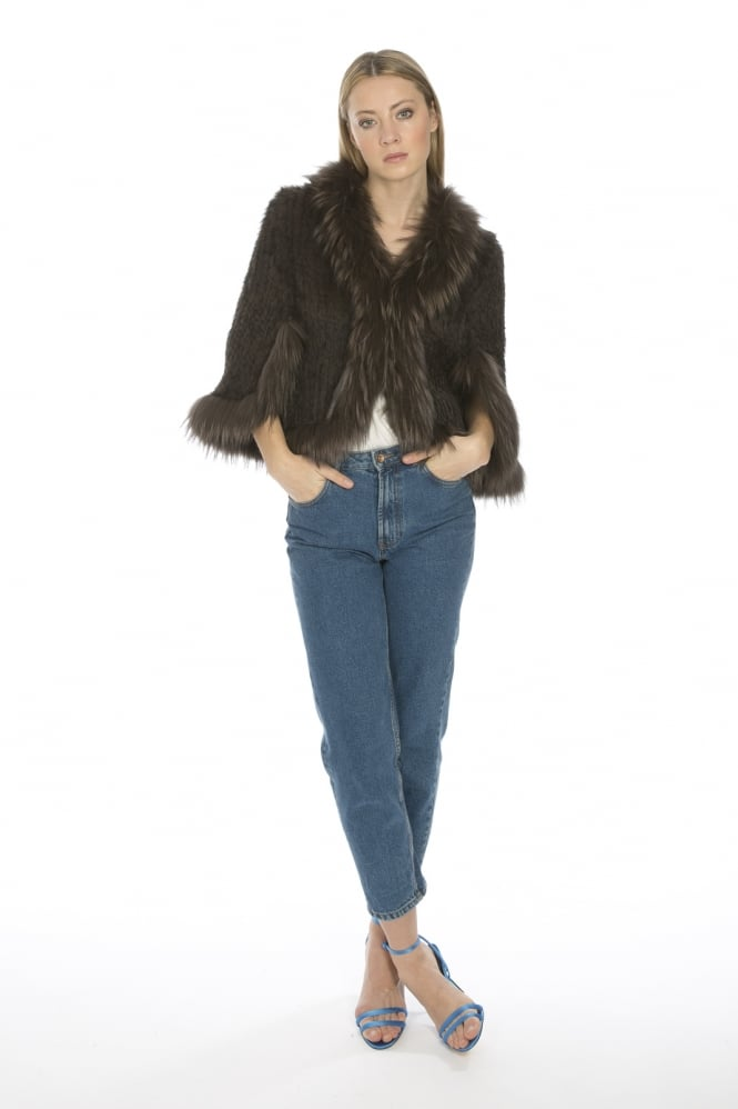 JAYLEY Fur Jacket