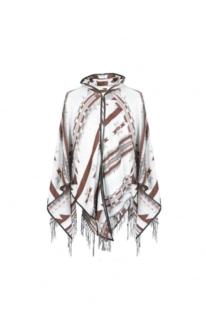 JAYLEY Hooded Cape