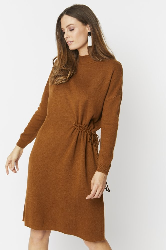 JAYLEY Limited Edition Cashmere Blend Dress