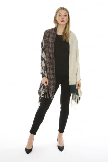 Long Cashmere Wrap