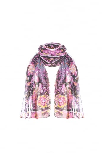 Pure Cotton Print Stole
