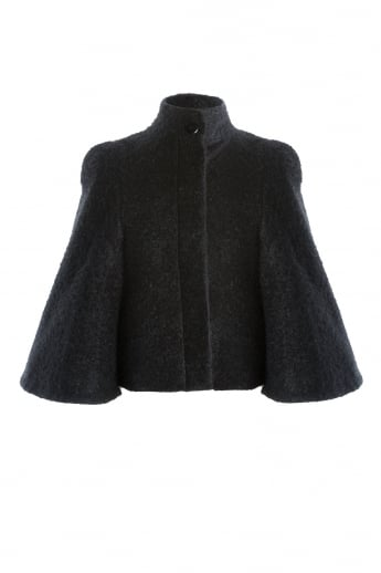 Silk Cashmere Cape