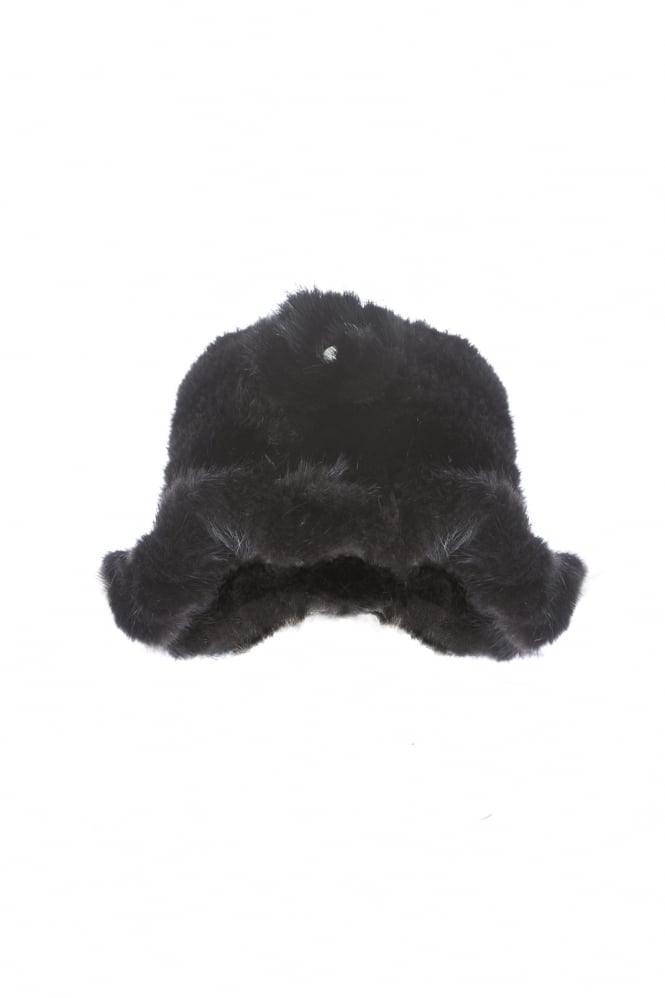JAYLEY Stylish Mink Hat