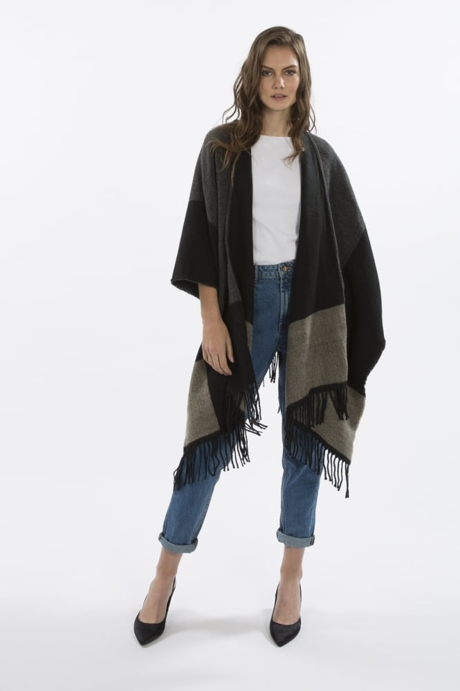 JAYLEY Wool Wrap