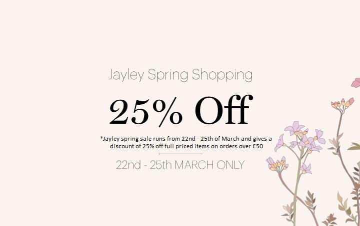 Spring, Summer Sale